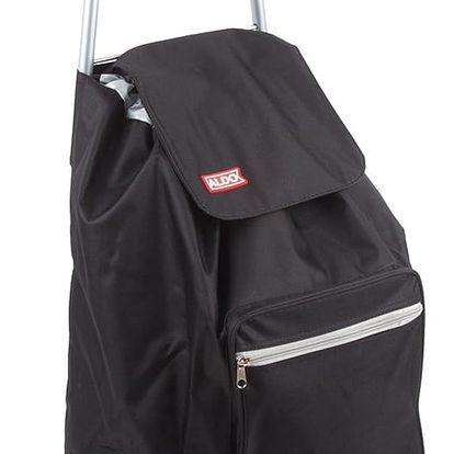 Aldo Nákupní taška na kolečkách Cargo, černá