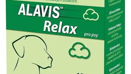 Tablety Alavis Relax 150mg pro psy 80 kapslí + Doprava zdarma