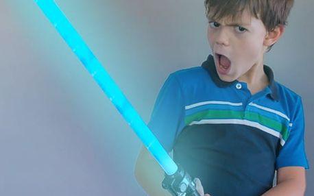 Laserový Meč se Světly a Zvuky Galaxie
