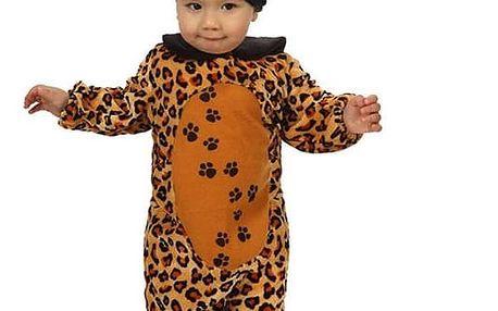 Kostým pro miminka Th3 Party Levhart