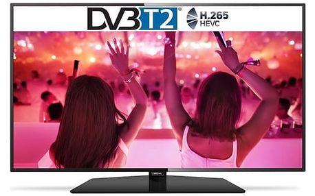 Televize Philips 32PHS5301/12 černá + DOPRAVA ZDARMA