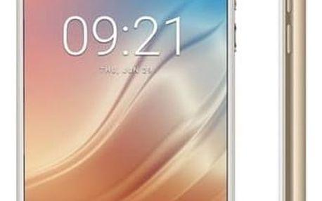 Mobilní telefon Doogee X30 Dual SIM 2 GB + 16 GB (6924351614607) zlatý Software F-Secure SAFE, 3 zařízení / 6 měsíců v hodnotě 979 Kč