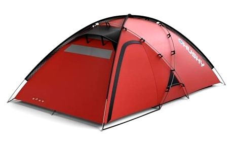 Stan Husky Extreme Felen 2-3 červený + Doprava zdarma