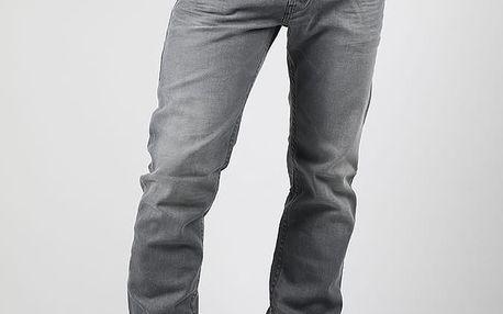 Džíny Diesel Akee L.34 Pantaloni Šedá