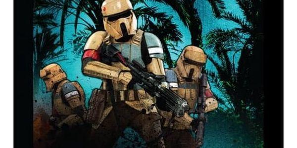 Jerry Fabrics osuška Star Wars Stormtroopers, 70 x 140 cm