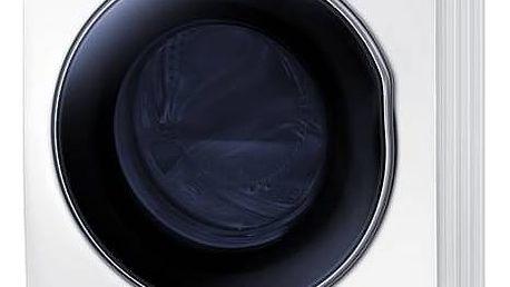 Automatická pračka se sušičkou Samsung WD80J6410AW/LE bílá + Doprava zdarma