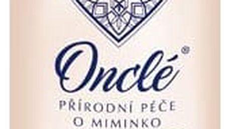 ONCLÉ Dětský čistící olej na zadeček (200 ml)