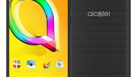 Mobilní telefon ALCATEL A5 LED 5085D (5085D-2CALE11) černý + Doprava zdarma