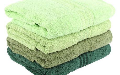 Hobby Sada ručníků, 4ks 317HBY1253