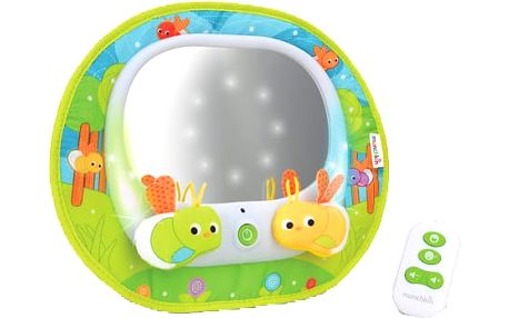 MUNCHKIN Zpětné zrcátko s hudbou Baby In-Sight™ Světlušky
