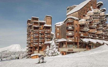 Francie - Francouzské Alpy na 8 až 9 dní, bez stravy s dopravou vlastní