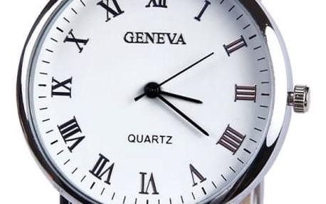 Stylové dámské hodinky v sytých barvách