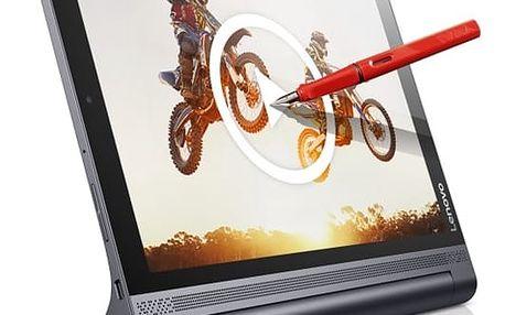 Dotykový tablet Lenovo Yoga Tablet 3 Pro 10 (ZA0F0079CZ) černý Software F-Secure SAFE 6 měsíců pro 3 zařízení v hodnotě 979 Kč + DOPRAVA ZDARMA