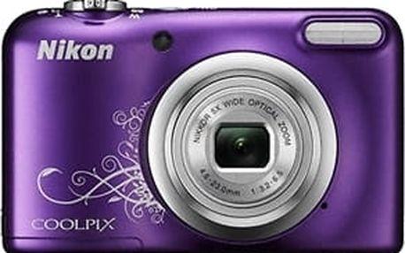 Digitální fotoaparát Nikon COOLPIX A10 PURPLE