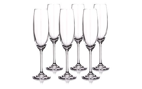 Sklenice BANQUET šampaň. flétna 220 ml 02B4G001220 OK6