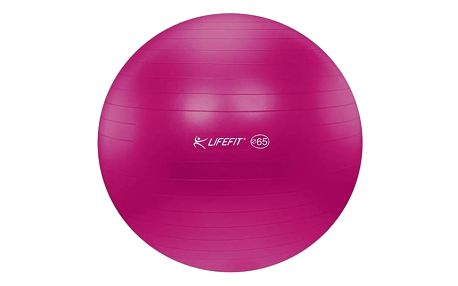 Gymnastický míč LIFEFIT ANTI-BURST 65 cm