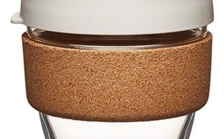 Cestovní hrnek s víčkem KeepCup Brew Cork Edition Filter, 227 ml