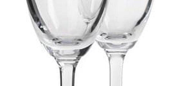 Sklenice BANQUET šampaň. flétna 220 ml 02B4G001220 OK62