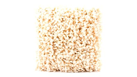 BO-MA Trading Povlak na polštářek Shaggy krémová, 45 x 45 cm