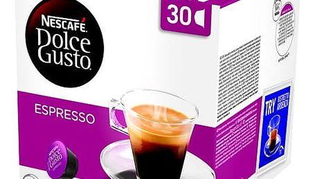 Kapsle pro espressa Nescafé Dolce Gusto Espresso 30 ks