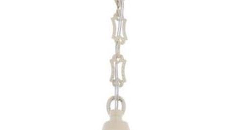 Bílé závěsné svítidlo z Avoni Lighting Bijou - doprava zdarma!