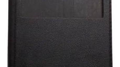 Pouzdro na mobil flipové Umax pro VisionBook P50 LTE (UMM120C50) černé