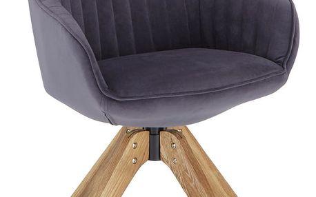 Židle s područkami chill, 60/83/65 cm