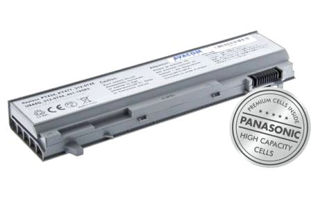 Baterie Avacom pro Dell Latitude E6400/E6410/E6500 Li-Ion 11,1V 5800mAh (NODE-E64N-P29) + Doprava zdarma