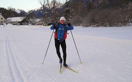 Jednodenní výlet pro běžkaře: Na lyžích z Jizerky do Bedřichova (sobota 3.2.2018)