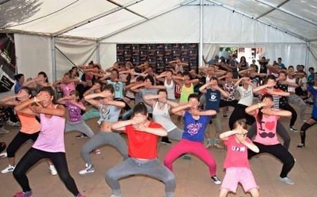 Taneční tábor v jižních Čechách