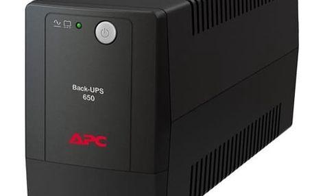 Záložní zdroj APC Back-UPS 650VA (BX650LI)