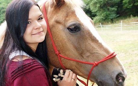 Letní tábory s koňmi v jižních Čechách