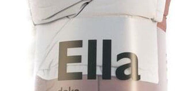 BO-MA Deka camping Ella hnědá, 150 x 200 cm,2