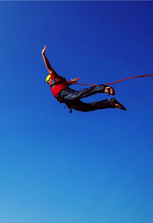 bungee jumping na Skrz.cz