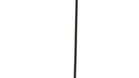 Černé závěsné svítidlo Avoni Lighting Lignes