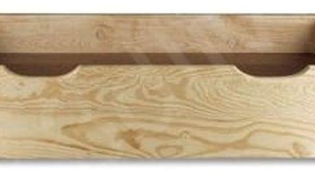 Úložný prostor pod postel LK150 borovice