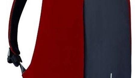 Červený bezpečnostní batoh XD Design Bobby - doprava zdarma!