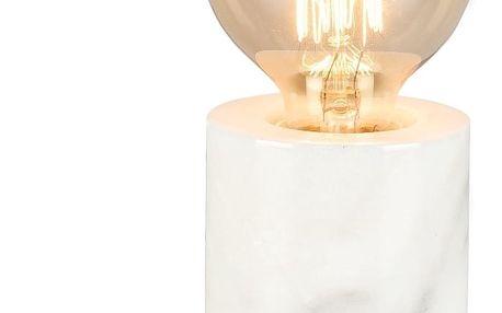 Bílá stolní lampa Citylights Athens - doprava zdarma!