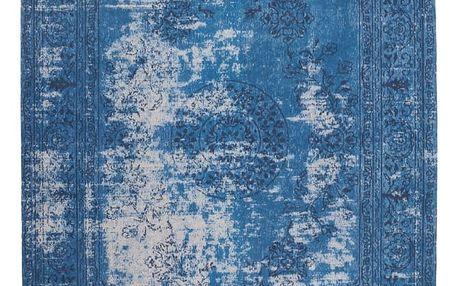 Ručně tkaný koberec Kayoom Select Blau,160x230cm - doprava zdarma!