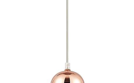 Závěsné svítidlo měděné Premier Housewares Jasper - doprava zdarma!