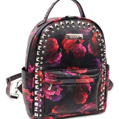 Doca květinový batoh Floral