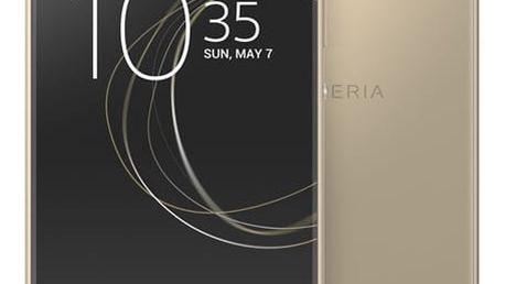 Mobilní telefon Sony XA1 (G3112) Dual SIM (1308-4516) zlatý Software F-Secure SAFE, 3 zařízení / 6 měsíců v hodnotě 979 Kč + DOPRAVA ZDARMA