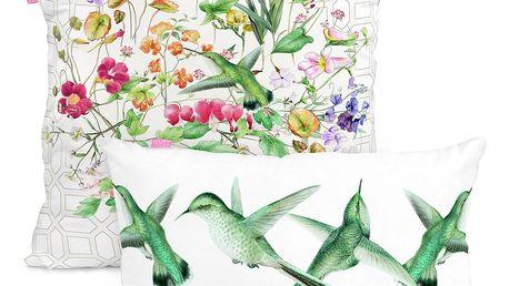 Sada 2 povlaků na polštář Happy Friday The Florist