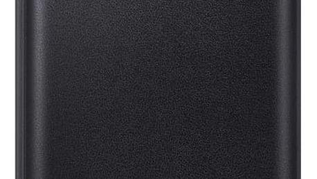 Pouzdro na mobil flipové Samsung pro Galaxy J5 2016 (EF-WJ510P) (EF-WJ510PBEGWW) černé