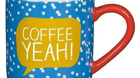 Hrnek Happy Jackson Coffee Yeah