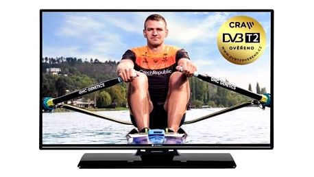 Televize GoGEN TVF 40P525T černá + Doprava zdarma
