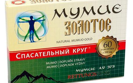 TML Mumio zlaté 200 mg 60 tbl.