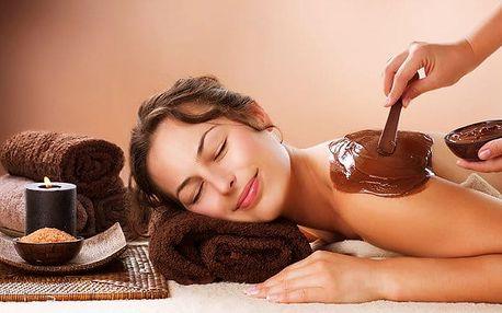 Čokoládové wellness se saunou pro 1 nebo 2 v pražském salonu Beauty Smart