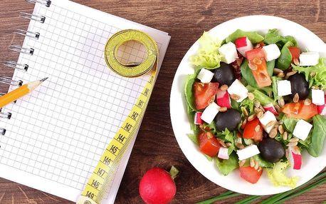 Fit jídelníček sestavený výživovou poradkyní
