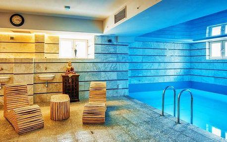 3–4denní wellness pobyt pro 2 osoby v hotelu Orient Palace*** v polské Vratislavi